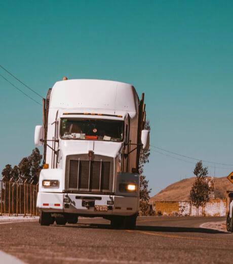 Truck transpoter